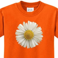 Kids Shirt White Daisy Tee T-Shirt