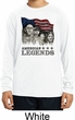 Kids Three Stooges Shirt Rushmorons Dry Wicking Long Sleeve T-Shirt
