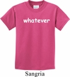 Kids Whatever Youth T-shirt