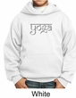 Kids Yoga Hoodie Sanskrit Yoga Text Youth Hoody