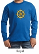 Kids Yoga Shirt Dharma Long Sleeve Tee T-Shirt