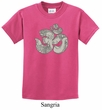 Kids Yoga Shirt Ganesha OM Tee T-Shirt