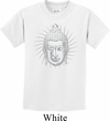 Kids Yoga Shirt Iconic Buddha Tee T-Shirt