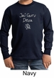 Kids Yoga Shirt Jai Guru Deva Long Sleeve Tee T-Shirt