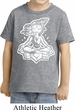Kids Yoga Shirt Krishna Toddler Tee T-Shirt