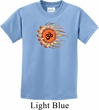 Kids Yoga Shirt Ohm Sun Tee T-Shirt