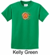 Kids Yoga Shirt Sleeping Sun Meditation Youth T-shirt