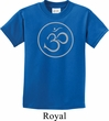 Kids Yoga Shirt Thin OM Tee T-Shirt