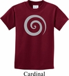 Kids Yoga Shirt Vortex Tee T-Shirt