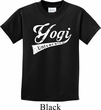 Kids Yoga Shirt Yogi University Tee T-Shirt