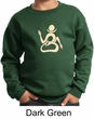 Kids Yoga Sweatshirt Body OM Sweat Shirt