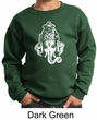 Kids Yoga Sweatshirt Ganesha Head Sweat Shirt