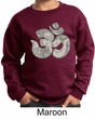 Kids Yoga Sweatshirt Ganesha OM Sweat Shirt