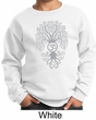 Kids Yoga Sweatshirt Grey Bodhi Tree Sweat Shirt