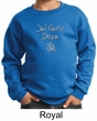 Kids Yoga Sweatshirt Jai Guru Deva Sweat Shirt
