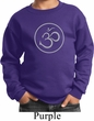 Kids Yoga Sweatshirt Thin OM Sweat Shirt
