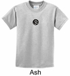 Kids Yoga T-shirt Aum Patch Sanskrit Youth Tee Shirt