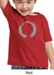 Kids Yoga T-shirt Enso Zen Meditation Toddler Tee Shirt