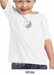 Kids Yoga T-shirt Yin Yang Meditation Toddler Tee Shirt
