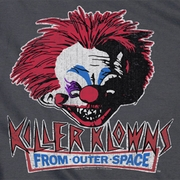 Killer Klowns From Outer Space Rough Clown Shirts