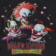 Killer Klowns From Outer Space Shirts