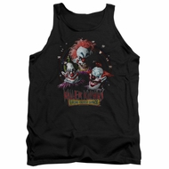 Killer Klowns From Outer Space Tank Top Killer Klowns Black Tanktop