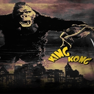 King Kong Kong In The City Sublimation Shirts