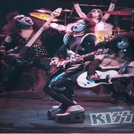 Kiss Live Show Sublimation Shirts