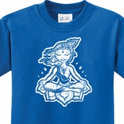 Krishna Kids Yoga Shirts