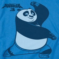 Kung Fu Panda 3 Fighting Stance Shirts