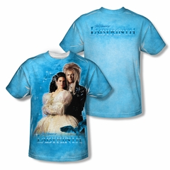 Labyrinth A Dream Sublimation Shirt Front/Back Print