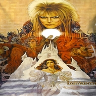 Labyrinth Cover Art Sublimation Shirts
