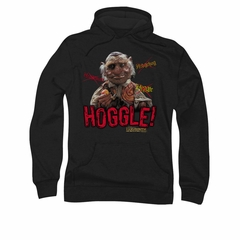 Labyrinth Hoodie Sweatshirt Hoggle Black Adult Hoody Sweat Shirt