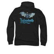 Labyrinth Hoodie Sweatshirt Title Sequence Black Adult Hoody Sweat Shirt