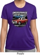 Ladies American Made Dodge Dart Moisture Wicking Shirt