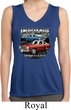 Ladies American Made Dodge Dart Sleeveless Dry Wicking Shirt