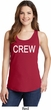 Ladies Crew Tank Top