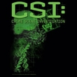 Ladies CSI: Crime Scene Investigation T-shirt - Black Tee