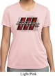 Ladies Dodge Charger RT Logo Moisture Wicking Shirt