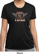 Ladies Dodge Garage Hemi Moisture Wicking Shirt