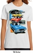 Ladies Dodge Shirt Challenger Trio Organic Tee T-Shirt