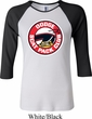 Ladies Dodge Shirt Dodge Scat Pack Club Raglan Tee T-Shirt