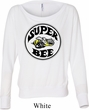 Ladies Dodge Shirt Super Bee Off Shoulder Tee T-Shirt