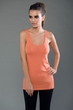Ladies Eco-Hybrid Yoga Tank - Made in the USA
