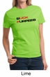 Ladies Fitness Shirt Buck Furpees Tee T-Shirt