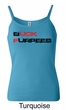 Ladies Fitness Tanktop Buck Furpees Spaghetti Strap Tank Top