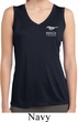 Ladies Ford 50 Years Pocket Print Sleeveless Dry Wicking Shirt