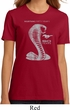 Ladies Ford Shirt 50 Years Cobra Organic Tee T-Shirt