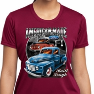 Ladies Ford Shirt American Made Moisture Wicking Shirt