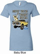 Ladies Ford Shirt Driving and Tagging Bucks Longer Length Shirt